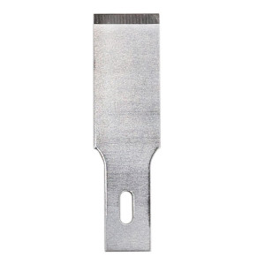 Excel Blades #18 Wood Chisel Blade, 1/2 Inch, American Made Replacement Hobby Blades, 5 Pack
