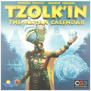 Rio Grande Games Tzolk'in: The Mayan Calendar