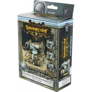 Privateer Press - Warmachine - Convergence: Cipher/Inverter/Monitor Vector Model Kit
