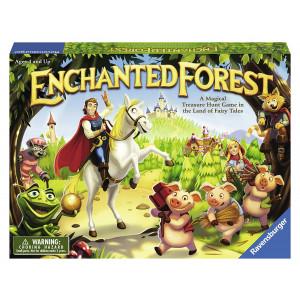 Ravensburger Enchanted Forest - Children's Game