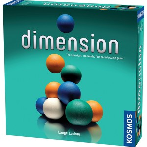 Thames & Kosmos Thames and Kosmos Dimension The Spherical Stackable Fast Paced Puzzle Game