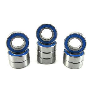 TRB RC 8x16x5mm Precision Ball Bearings ABEC 3 Rubber Seals (10) 688-2RS-BU
