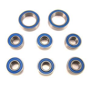 TRB RC Axial SCX10, Wraith, AX10 Wheel, Axle Bearing Set BU, 5x11x4mm, 10x15x4mm