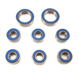 TRB RC Traxxas 4x4 Slash, Stampede Wheel, Hub Bearings BU, 5x11x4mm-10x15x4mm