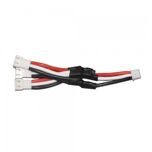 SAMLOO 3 in 1 7.4V Battery Charging Cable for Syma X8C X8G X8W X8HC X8HG X8HW MJX X101 X102H X600 RC Quadcopter