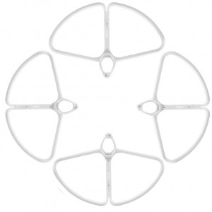 Bestmaple Removable Propellers Prop Protectors Guard Bumpers Quick Release Propeller Protector For DJI Phantom 4 White