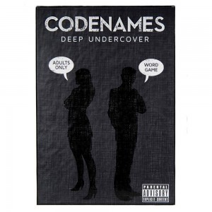 Codenames Deep Undercover by CGE