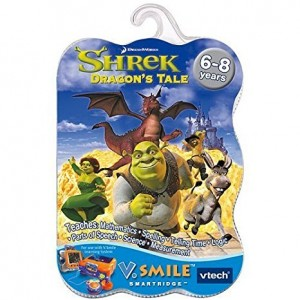VTech - V.Smile Smartridge: Shrek 2