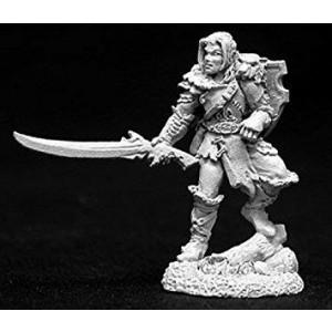 Reaper Tolan, Male Druid