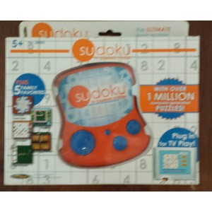 SUDOKU TV GAMING SYSTEM Sudoko, Chinese Checkers, Checkers, Reversi, Backgammon and Dominos TV Gaming System