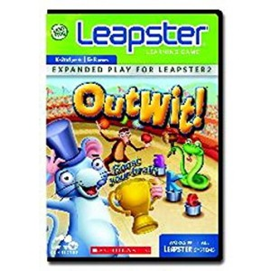 LeapFrog Enterprises LeapFrog Leapster Learning Game: Scholastic Outwit