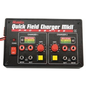 Hobbico MkII 12V Quick Field DC Charger