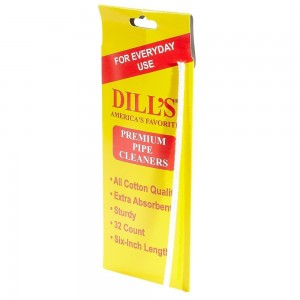 Dills Dill's Regular Pipe Cleaners For Daily Pipe Cleaning