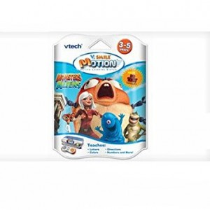 VTech V-Motion Smartridge: Monsters vs. Aliens