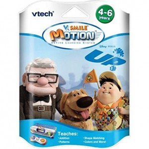 VTech V-Motion Smartridge: Up.