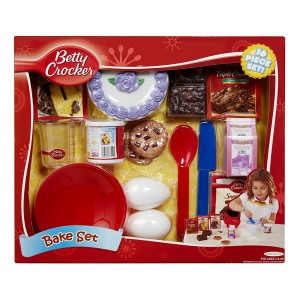 General Mills Betty Crocker Cooking Set