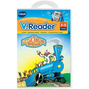 VTech V.Reader Animated E-Book Cartridge - The Little Engine That Could