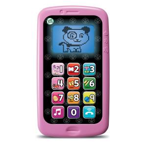 LeapFrog Enterprises LeapFrog Chat And Count Smart Phone, Violet