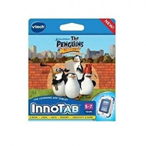 VTech - InnoTab Software - Penguins Of Madagascar