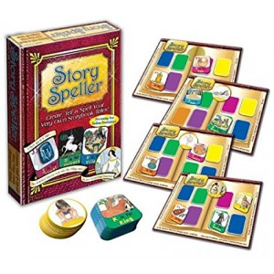 Think-A-Lot Toys Story Speller Game
