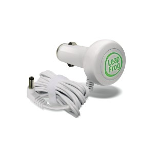 LeapFrog Enterprises LeapFrog Car Adapter (Works with all LeapPad2 and LeapPad1 Tablets, LeapsterGS, and Leapster2)