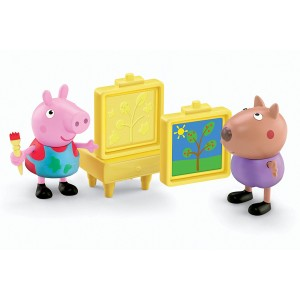 Fisher-Price Peppa Pig Painting Together