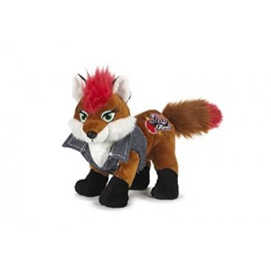 "Webkinz Rockerz Fox 8.5"" Plush"
