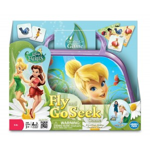 Wonder Forge Disney Fairies Fly and Go Seek Game