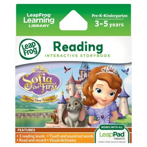 LeapFrog Enterprises LeapFrog Disney Sofia The First Sofia's New Friends Interactive Storybook (for LeapPad Tablets)