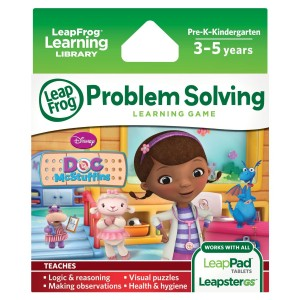 LeapFrog Enterprises Leap Frog Disney Doc McStuffins Learning Game