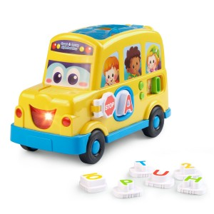 VTech Count and Learn Alphabet Bus