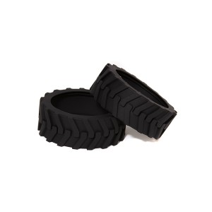 Sphero Ollie Monster Tyres - Black - Designed for Traction By Hexnub