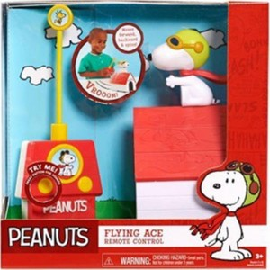 The Peanuts Movie Flying Ace Remote Control