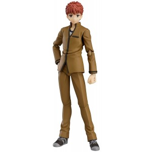 Max Factory Fate/Stay Night Unlimited Blade Works: Shirou Emiya Figma 2.0 Action Figure