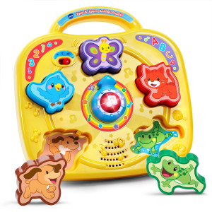 VTech Spin and Learn Animal Puzzle