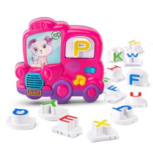 LeapFrog Enterprises LeapFrog Fridge Phonics Magnetic Letter Set - Online Exclusive Pink
