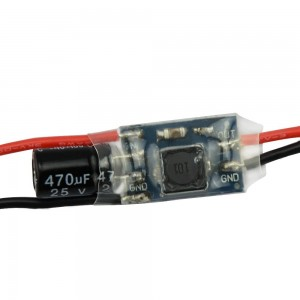 YoCoo DC-DC Power Supply LC Filter FPV LC Filter Video Transmitter Power Filter for RC Quadcopter FPV