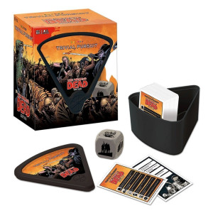 USAopoly Trivial Pursuit: The Walking Dead
