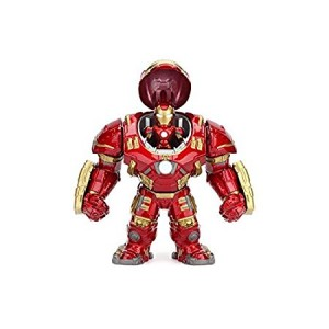 "Jada Toys Metals Marvel 6"" Classic Figure - Hulkbuster and 2"" Ironman (M132) Toy Figure"