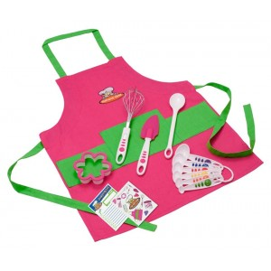 Curious Chef 11 Piece 's Chef Kit