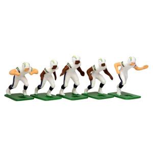 San Diego Chargers White Uniform NFL Action Figure Set