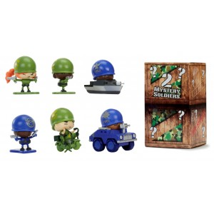 Awesome Little Green Men Series 1 Style 1 Battle Pack - 2 Mystery Figure