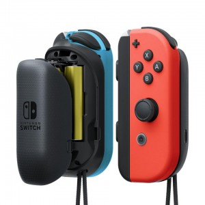 Joy-Con Left/Right AA Battery Pack for Nintendo Switch