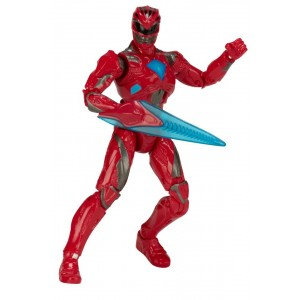 Power Rangers Mighty Morphin Legacy 6.5 inch Action Figure - Red Ranger