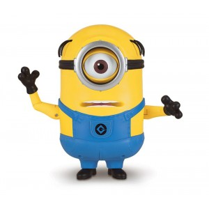 Despicable Me 3 7.25 inch The Minion Action Figure - Talking Mel