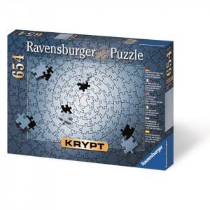 Krypt Blank Puzzle Challenge: 654 Pcs
