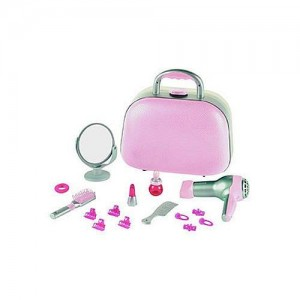 Braun Beauty Supply Set with Case