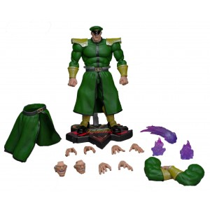 Bandai Special Edition V Storm Collectibles Action Figure - M. Bison Street Fighter