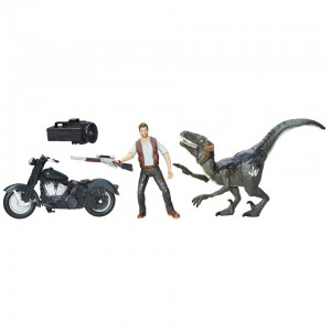 Jurassic World Alpha Raptor Pack