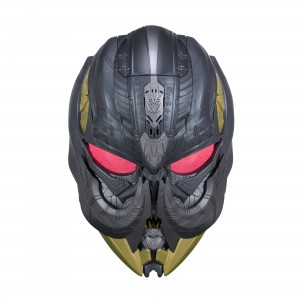 Transformers: The Last Knight Voice Changer Mask Role Play - Megatron